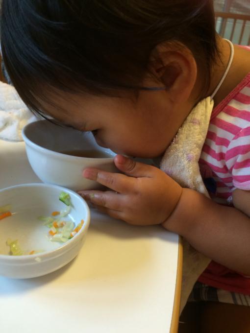 8月2日の給食と乳児クラスの食事の様子_c0293682_17290759.jpg