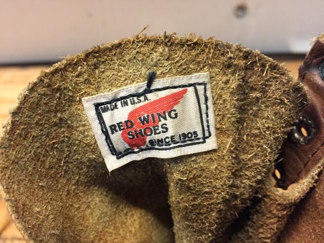 8月5日(土)大阪店ブーツ&スーペリア&雑貨入荷!#1 RED WING!!_c0078587_18124956.jpg
