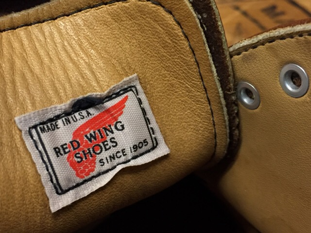 8月5日(土)大阪店ブーツ&スーペリア&雑貨入荷!#1 RED WING!!_c0078587_18185844.jpg