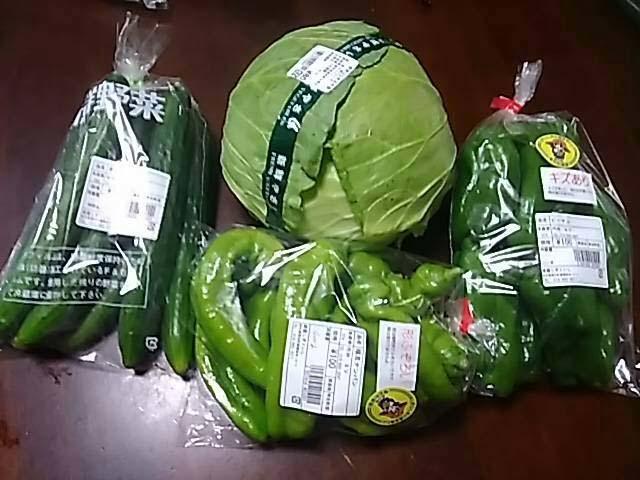嫁の妹さん家族&カラフル野菜の炒め物_f0019498_18360494.jpg