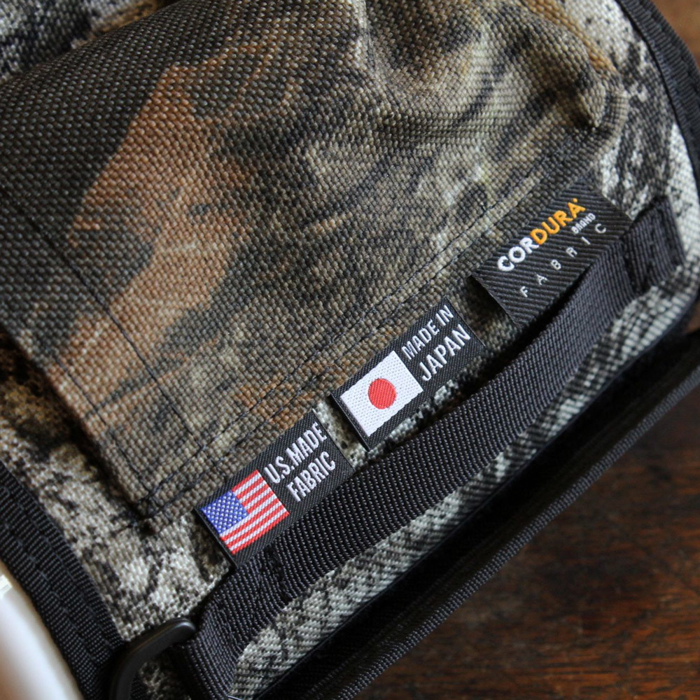 "BALLISTICS × HALF TRACK PRODUCTS ""wet cover pocket\""_c0222907_17100495.jpg"