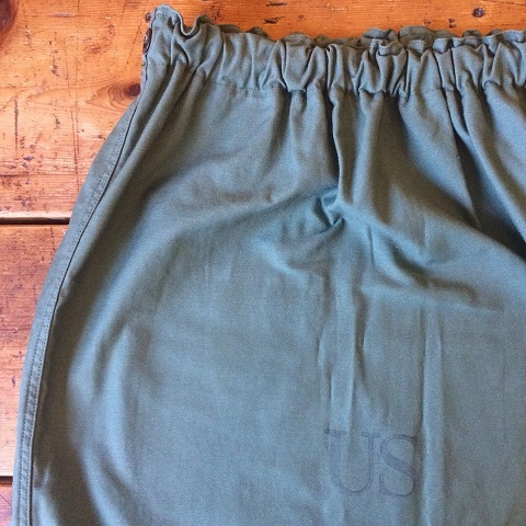 Remaked by folk : US.ARMY laundry bag → skirt_a0234452_19410228.jpg