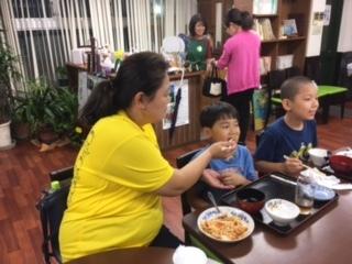 第9回食堂「きゃべつ」(子供食堂)  開催しました!_c0214657_08422053.jpg