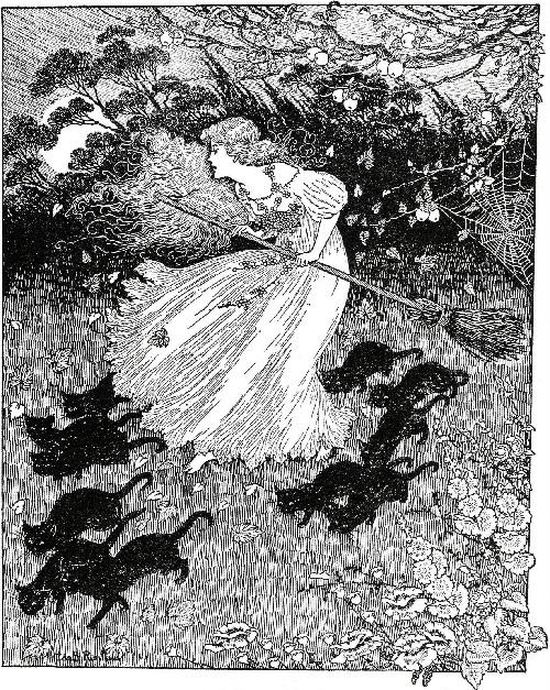 イダ・レントール・アウスウェイト画の魔女コレクション_c0084183_115325.jpg