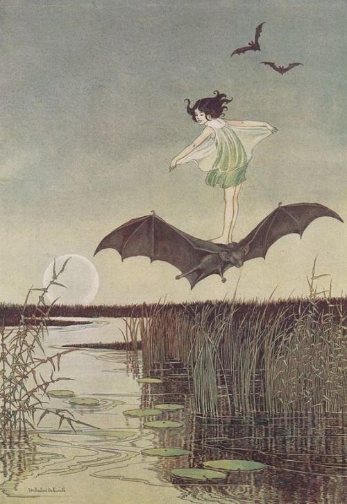 イダ・レントール・アウスウェイト画の魔女コレクション_c0084183_1154678.jpg