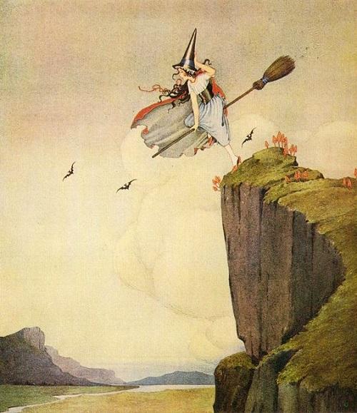 イダ・レントール・アウスウェイト画の魔女コレクション_c0084183_116666.jpg