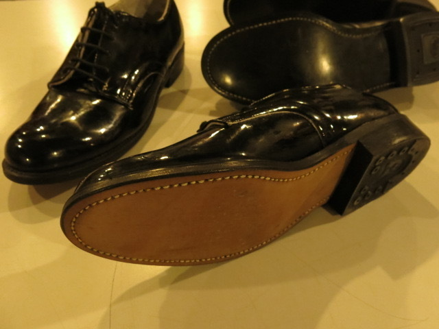 """US NAVY oxford service shoes ladys\""ってこんなこと。_c0140560_12171229.jpg"