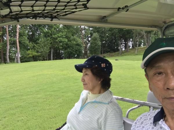 家内と二人でゴルフ_b0100062_10342849.jpg