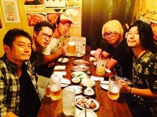ガッツリ石松の初新曲です、作詞作曲は、石田匠&松ヶ下宏之_c0121374_16415568.jpg