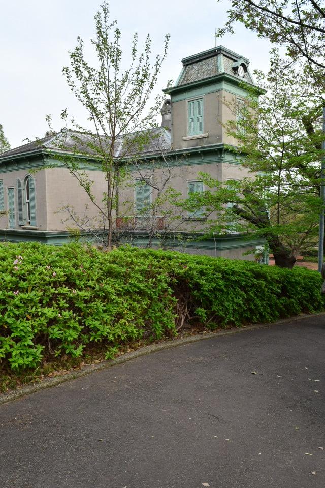 神戸市王子動物園の旧ハンター住宅(明治モダン邸宅探訪)_f0142606_13095197.jpg