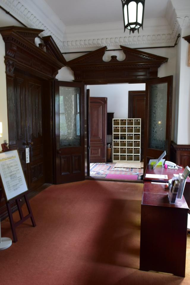 神戸市王子動物園の旧ハンター住宅(明治モダン邸宅探訪)_f0142606_13105535.jpg