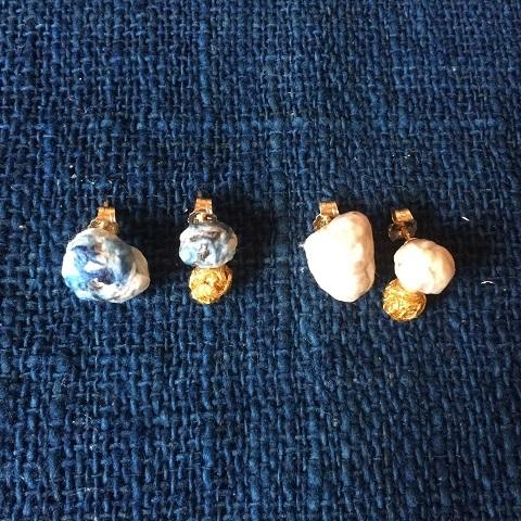 Suno & Morrison : cotton stone pierce_a0234452_19482748.jpg