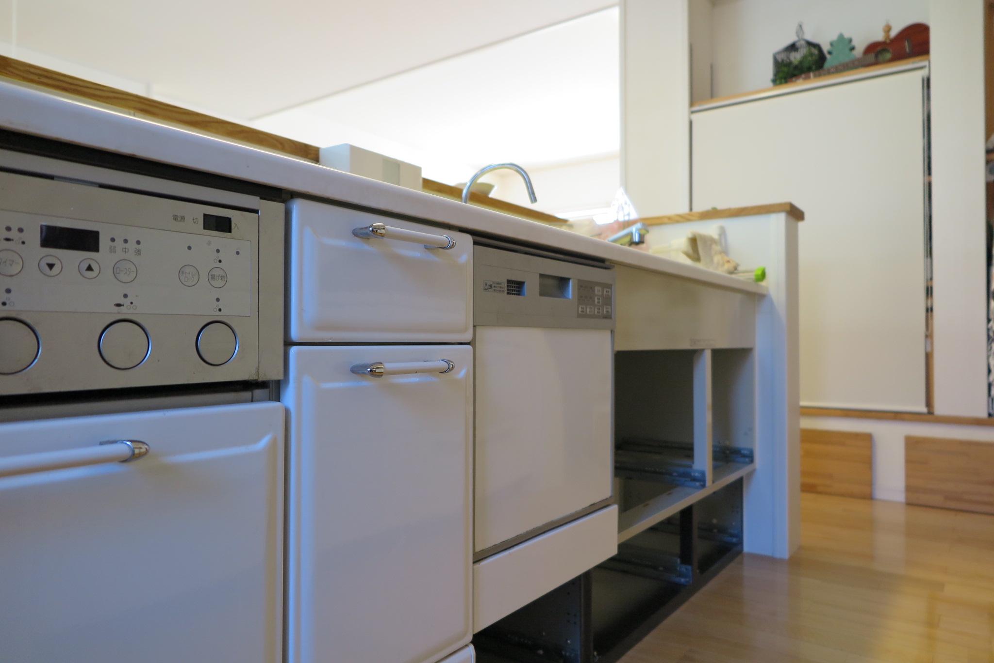 ★国産食洗機とミーレ食洗機の庫内容量は、これだけ差があります!_c0156359_1023985.jpg