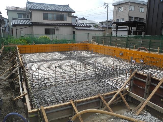 現場の様子(大島新町の家) その二_c0247768_7541510.jpg