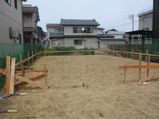現場の様子(大島新町の家) その二_c0247768_754952.jpg