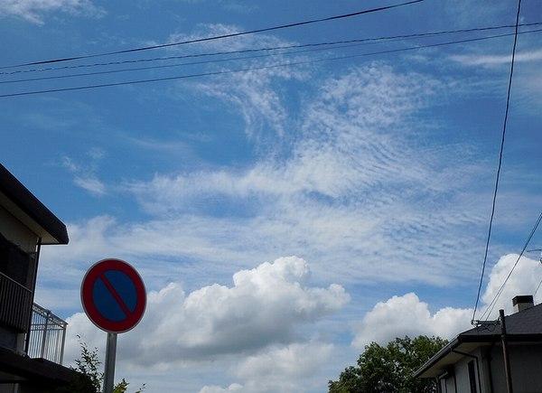 夏の雲、秋の雲_b0102572_11474492.jpg