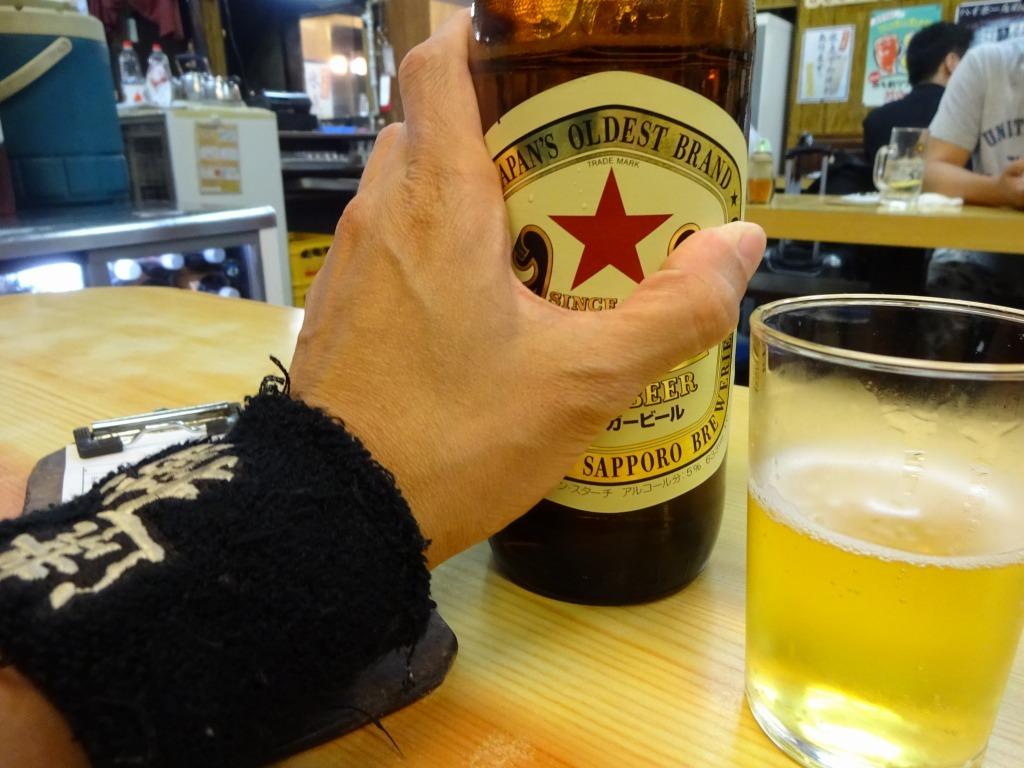 大宮駅東口すぐの大衆酒場「いづみや」が良かった_d0061678_13040438.jpg