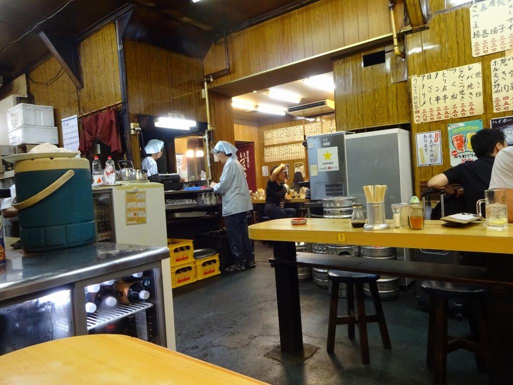 大宮駅東口すぐの大衆酒場「いづみや」が良かった_d0061678_13040471.jpg