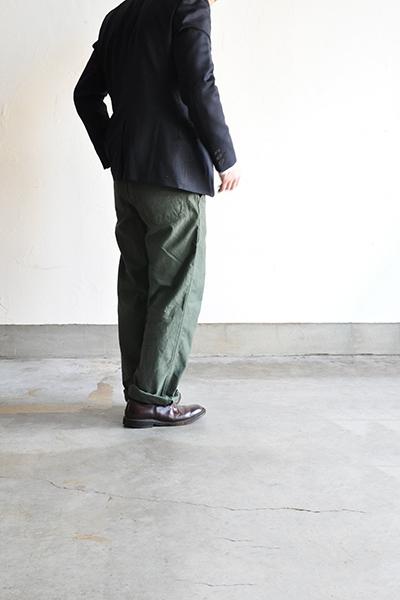 ARAN Fatigue Pants (Olive)_d0120442_15151503.jpg