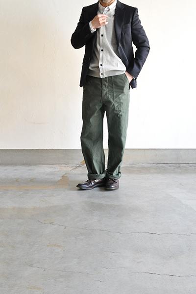 ARAN Fatigue Pants (Olive)_d0120442_15151668.jpg