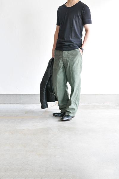 ARAN Fatigue Pants (Olive)_d0120442_15221759.jpg