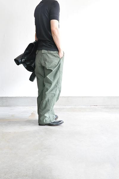 ARAN Fatigue Pants (Olive)_d0120442_15221863.jpg