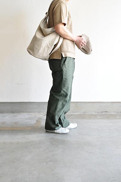 ARAN Fatigue Pants (Olive)_d0120442_15233751.jpg