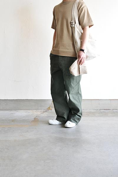 ARAN Fatigue Pants (Olive)_d0120442_15233887.jpg