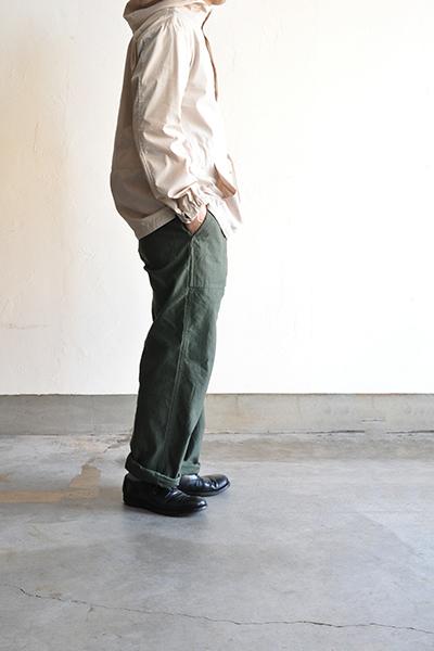 ARAN Fatigue Pants (Olive)_d0120442_18132367.jpg
