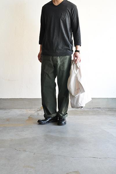 ARAN Fatigue Pants (Olive)_d0120442_18155526.jpg