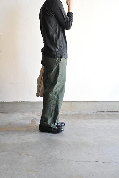ARAN Fatigue Pants (Olive)_d0120442_18160009.jpg