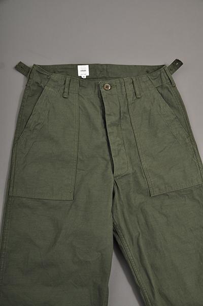 ARAN Fatigue Pants (Olive)_d0120442_18175772.jpg