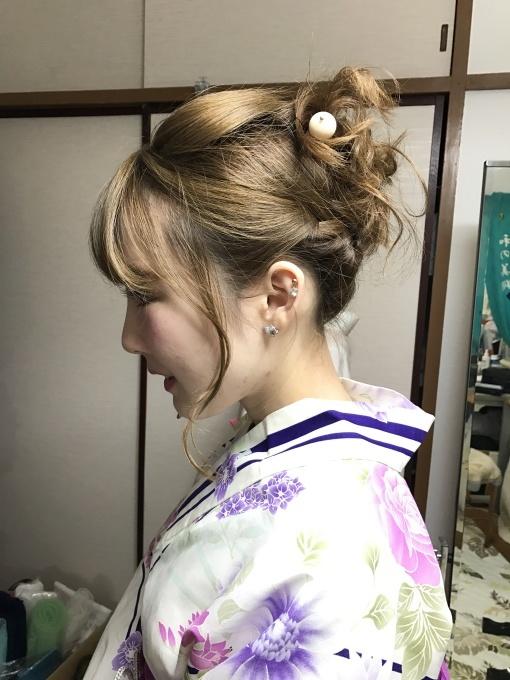 板橋の花火大会でした❁_f0140343_16364070.jpg