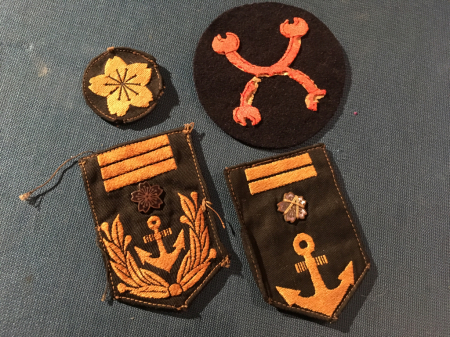 海軍機関科下士官兵各種肘章_a0154482_20314556.jpg