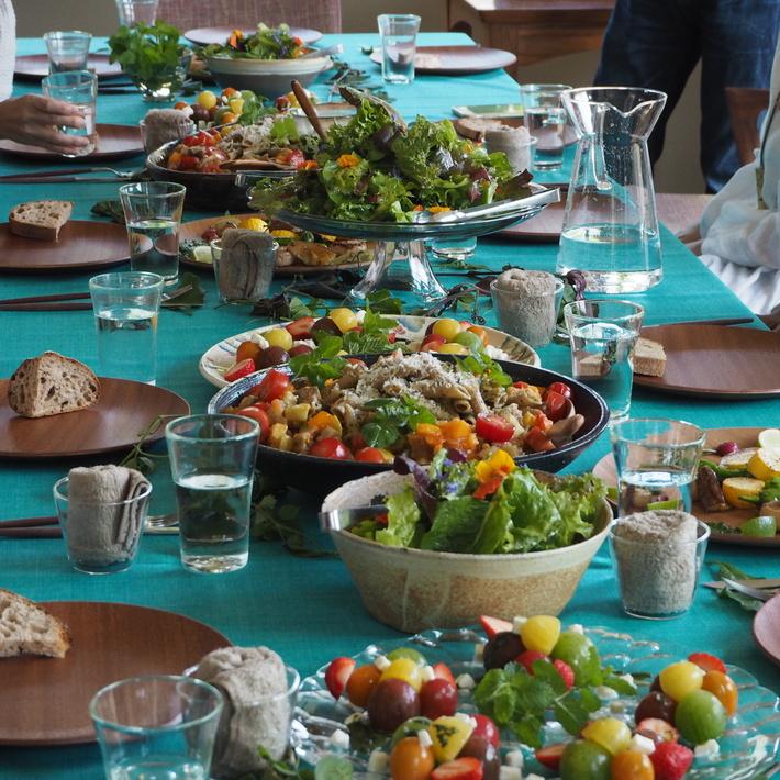 ハーブの食卓1回目、ご参加ありがとうございました_a0292194_0162837.jpg