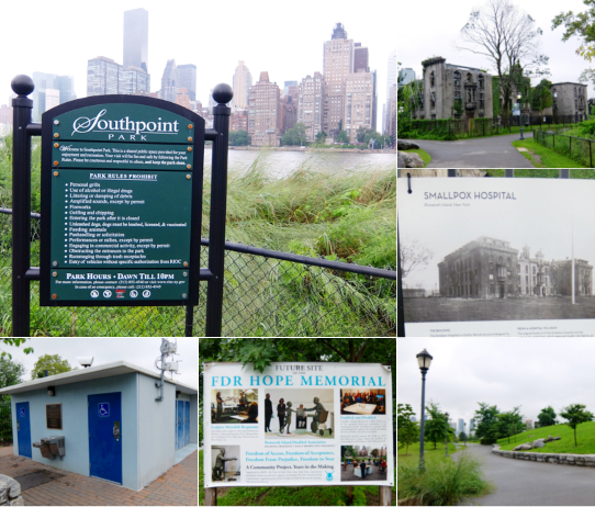 巨大ハイテク・キャンパスの真横に素敵な公園作るのがニューヨーク流_b0007805_2238482.jpg