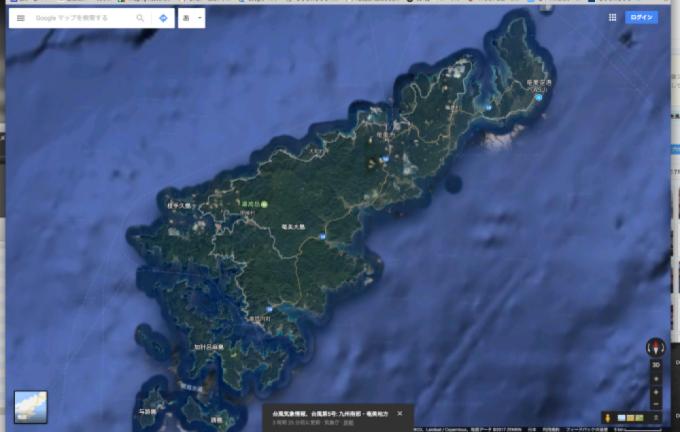 九州北部豪雨と奄美大島の水害の違いを比べてみた。_a0096313_09530757.png
