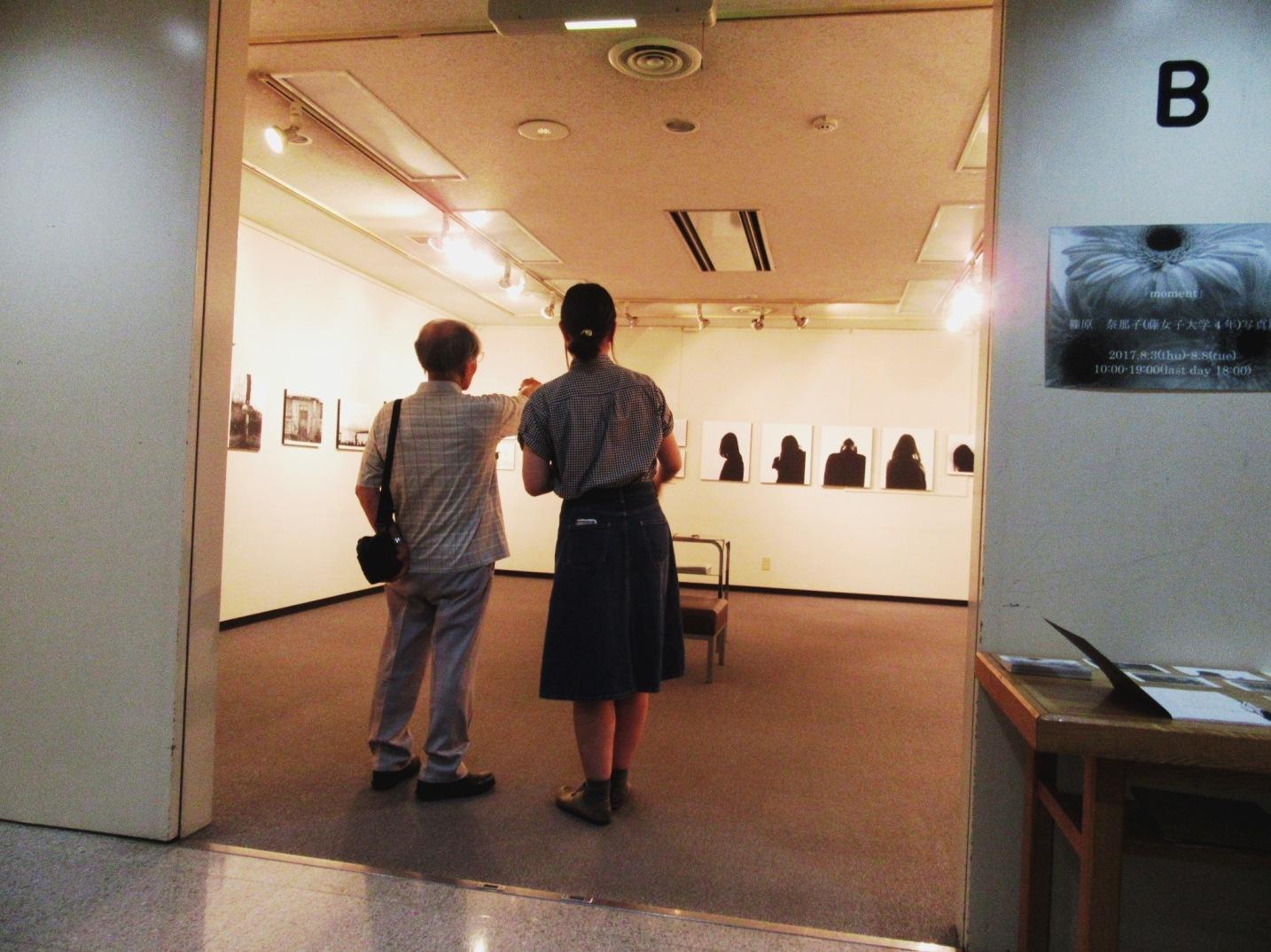 2569)②「『moment』 篠原 奈那子(藤女子大学4年)写真展」 アートスペース201 8月3日(木)~8月7日(火)_f0126829_10574862.jpg