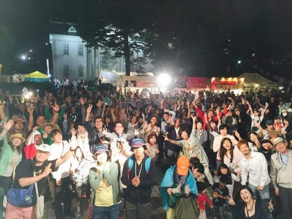 はこだて国際民俗芸術祭・初日 _a0103940_22141131.jpg