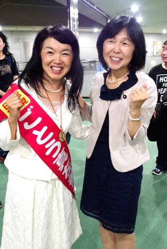 川崎市議補選 ごとう真左美さんを応援に_b0190576_03282761.jpg