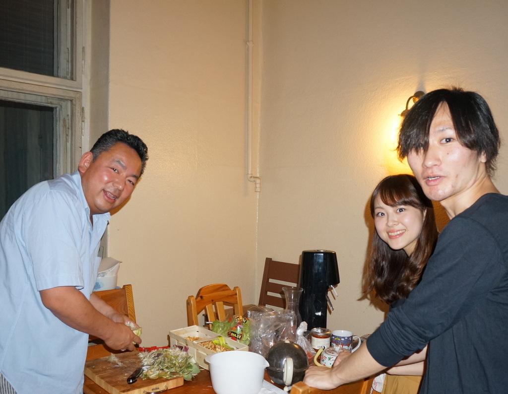 土曜日の晩餐_c0180686_23225898.jpg