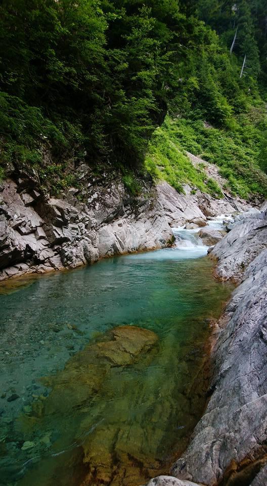 日本の美しき大自然 金木戸川双六谷 _e0231387_15440469.jpg