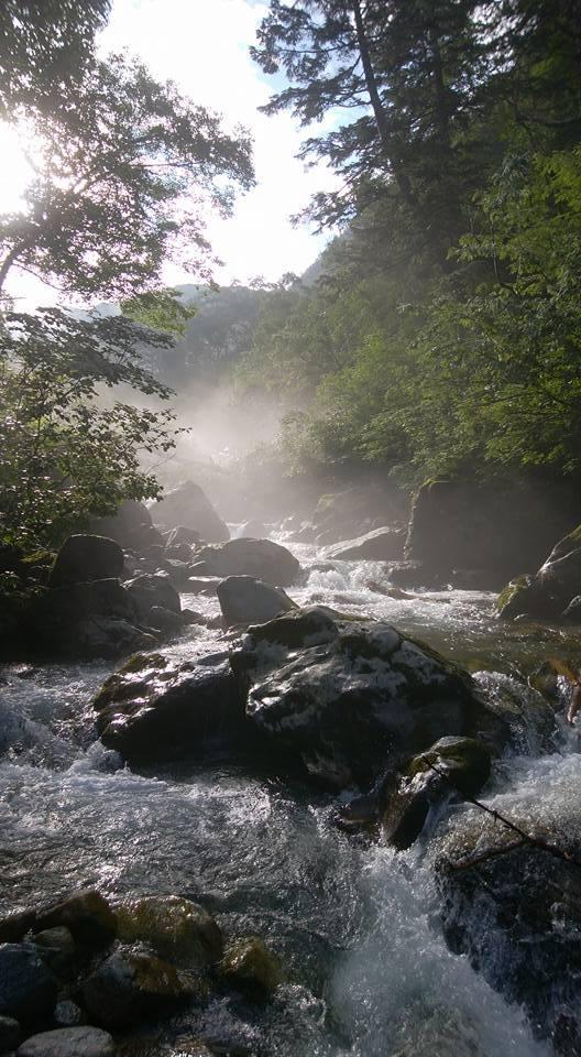 日本の美しき大自然 金木戸川双六谷 _e0231387_16130483.jpg