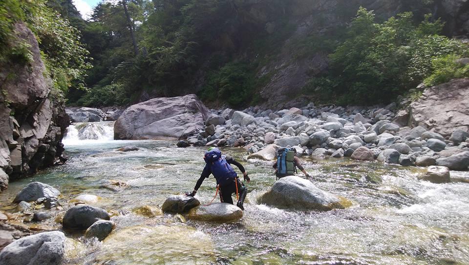 日本の美しき大自然 金木戸川双六谷 _e0231387_18184493.jpg
