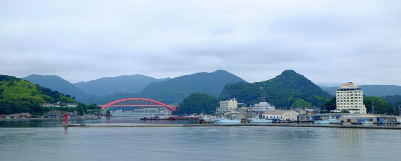 「ここは日本!?? 西ノ島の摩天崖へ行ってきました」_a0000029_15313868.jpg