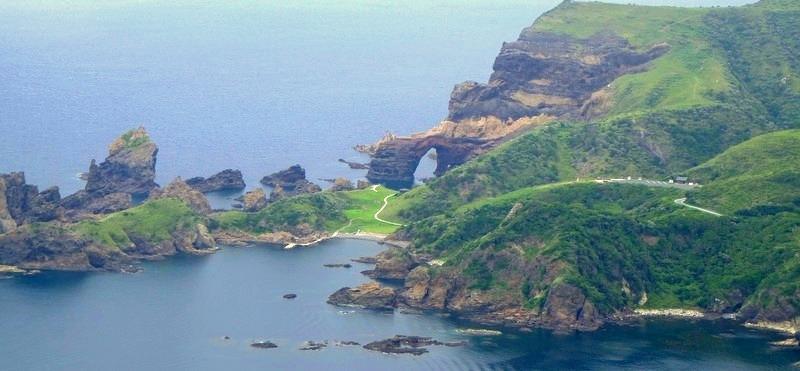 「ここは日本!?? 西ノ島の摩天崖へ行ってきました」_a0000029_15465264.jpg