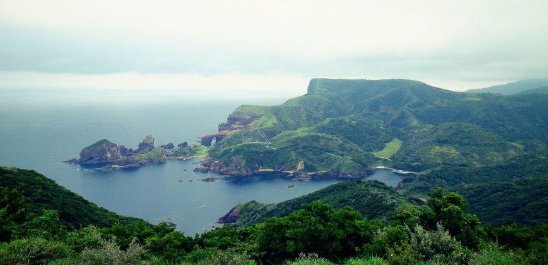 「ここは日本!?? 西ノ島の摩天崖へ行ってきました」_a0000029_1546830.jpg