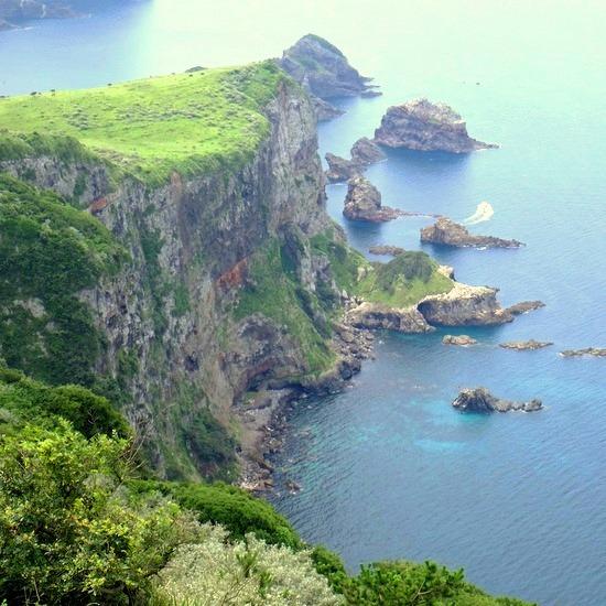 「ここは日本!?? 西ノ島の摩天崖へ行ってきました」_a0000029_15545840.jpg