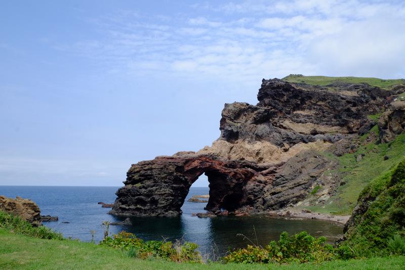 「ここは日本!?? 西ノ島の摩天崖へ行ってきました」_a0000029_1558552.jpg