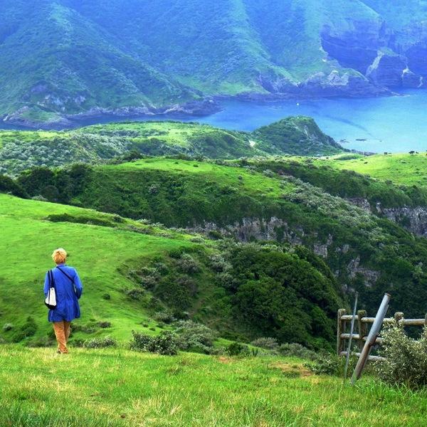 「ここは日本!?? 西ノ島の摩天崖へ行ってきました」_a0000029_1591890.jpg